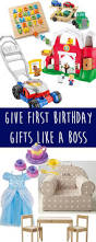 kid and mom tested first birthday gifts that will be their new