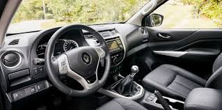 renault trafic interior 2017 renault alaskan unveiled australian arm keen for local