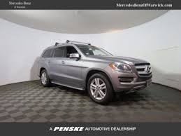 used mercedes gl class used mercedes gl class at mercedes of warwick serving