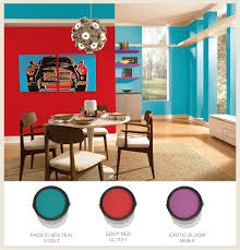 colorfully behr combinations for 2013