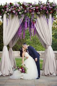 wedding arches toronto 79 best purple and gray silver wedding images on
