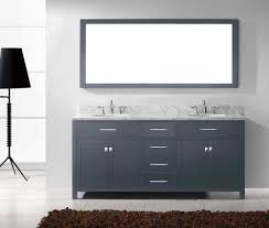 Bathroom Vanity Cabinet Only Virtu Usa Caroline 72