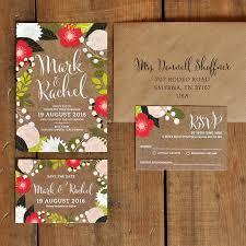 order wedding invitations floral frame wedding invitation feel wedding invitations