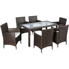 Indoor Outdoor Furniture by Baner Garden Outdoor Furniture Complete Patio Pe Wicker Rattan