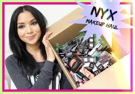 Make Up Nyx big nyx makeup haul