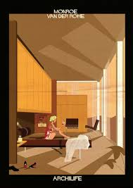 famous actors inside famous houses by federico babina