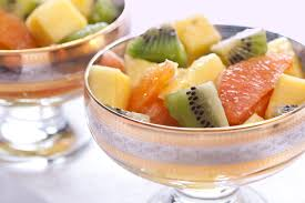 fruit salads for thanksgiving zesty lime and ginger winter fruit salad recipe chowhound