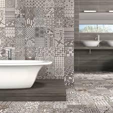 moroccan tile bathroom encaustic tile bathroom 20 blue bathroom tiles image blue louise