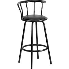 chair superb furniture black metal swivel bar stools for counter