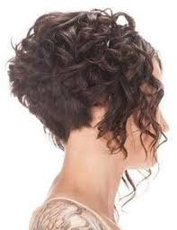 stacked bob haircut pictures curly hair jenny crabill sanders jennysanders73 on pinterest