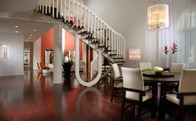 Kate Jackson Interior Design Alphera Financial Services For A Beach Style Dining Room With A