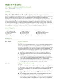 Strategic Planning Resume Logistics Cv Examples And Template