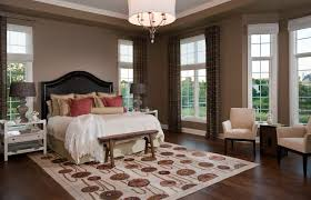Modern Window Treatments For Bedroom - not until u0026 windows master bedroom window treatment ideas