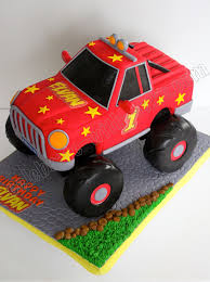 monster truck shows ontario monster truck cake lennox would love this cakes cakes