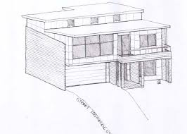 ideas about houses sketches for construction free home designs