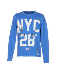 franklin e marshall varsity franklin u0026 marshall sweatshirt blue