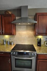 tile backsplash for kitchens with granite countertops venetian gold granite countertop with tile backsplash