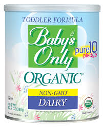 baby u0027s only organic dairy formula contains usda organic certified