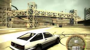 wanted toyota corolla is this a donut toyota corolla sprinter trueno on need for speed