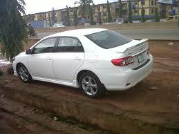 2012 toyota corolla s for sale a registered toyota corolla sport 2012 model autos nigeria