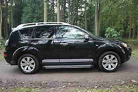 mitsubishi diamond mitsubishi outlander diamond 7 seater diesel 4x4 manual 2 2 rear dvd u0026