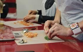 cour de cuisine rennes cours de cuisine chez cook go à rennes 35 cours de cuisine