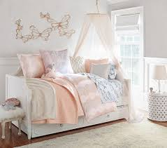 pottery barn girl room ideas clara velvet quilt pottery barn kids