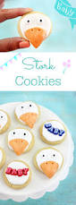 celebrate storks with these cute cookies lifestyle blog