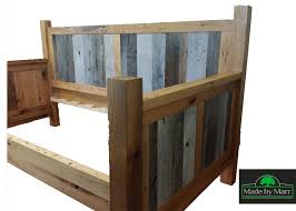 handmade reclaimed oak daybed by made by marr wood working