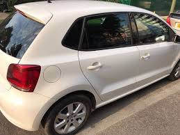 excellent condition 2013 white volkswagen polo manual peyrol in