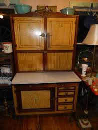 Old Fashioned Kitchen Cabinets Antique Bakers Cabinet Oak Hoosier Kitchen Cabinet 1495 00