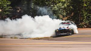 hoonigan mustang interior video ken block u0027s hoonicorn drifting up pikes peak top gear