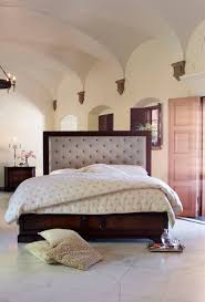 Aico Bed Tufted Headboard Bedroom Set 83 Outstanding For Full Size Of