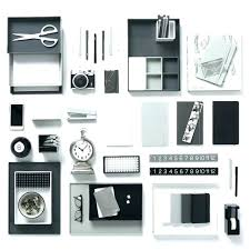 Office Accessories For Desk Desk And Office Accessories Enchanting Gray Desk Accessories
