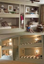 Four Bunk Bed Four Bunk Beds Ideas Bed With Diy Bunk Bed Plans Ideas That Will