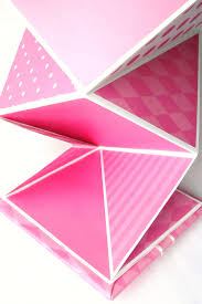 handmade scrapbook albums handmade scrapbook explosion album folding photo album pink