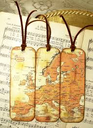 Usps First Class Shipping Time Map Europe Bookmarks Gifts For Men Map Bookmarks Set Of 3 European