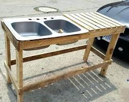 outdoor kitchen sinks ideas outdoor garden sink outdoor sink ideas garden kitchen station