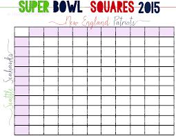 super bowl squares 2015 free printable how to play super bowl