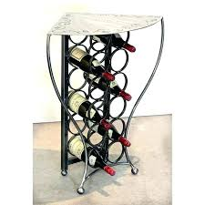 metal wine rack table wine racks metal wine rack table wine rack wire tabletop wine rack