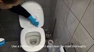 What Is A Bathroom Fixture by Lu Accommodation Cleaning Your Room Bathroom Youtube