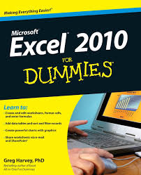 buy excel 2010 for dummies book online at low prices in india