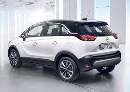 opel reveals crossland x suv cars co za