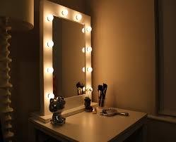 Bedroom Mirror Lights Bedroom Vanity With Mirror And Lights Corepad Info Pinterest