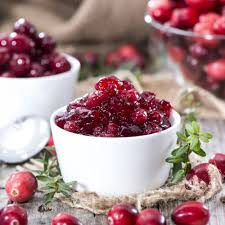 thanksgiving cranberry sauce get healthy u