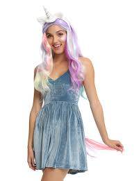 unicorn costume unicorn costume accessory kit hot topic