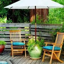 Patio Umbrellas With Stands Planter Umbrella Stand Diy Patio Patio Umbrellas And Small Patio