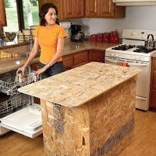 how to plumb an island sink family handyman
