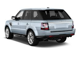 land rover rear the land rover range rover sport trini car reviews