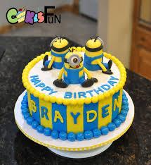 minions birthday cake minion birthday cake ideas best 25 minions birthday cakes ideas on